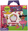 Peaceable Kingdom Sticker Fun At The Ballet Reusable Sticker Tote