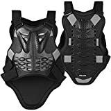 Men Motorcycle Armor Vest Body Chest Spine Back Protector Protective Jacket for Cycling Skating Skiing Skateboarding