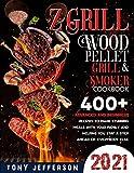 Z Grill Wood Pellet Grill & Smoker Cookbook 2021
