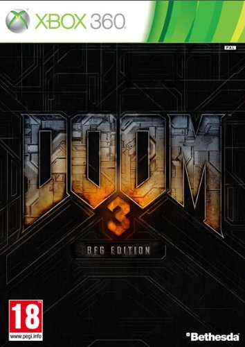 DOOM 3 BFG Edition Relaunch [AT-PEGI] (Xbox 360)