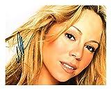 Mariah Carey Signiert Autogramme 21cm x 29.7cm Plakat Foto