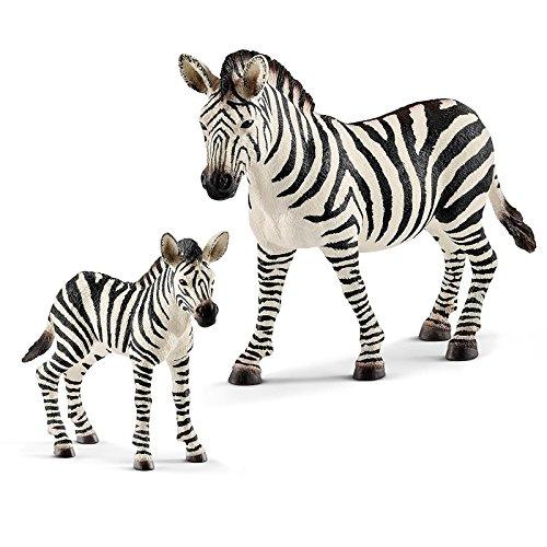 Schleich Wild Life Zebra
