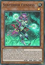 Yu-Gi-Oh! - Subterror Fiendess - FIGA-EN048 - Super Rare - 1st Edition - Fists of The Gadgets