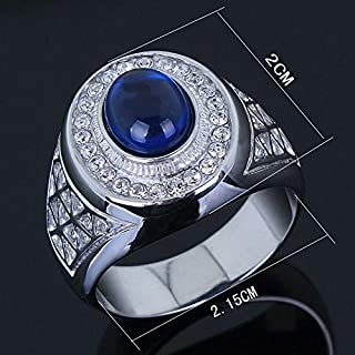 Fashion Ring for Men, Size 9