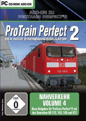 Pro Train Perfect 2 - Nahverkehr Vol. 4 - [PC]