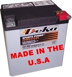 Deka AGM Battery ETX-30L Fits Select Harley Davidson Motorcycles …
