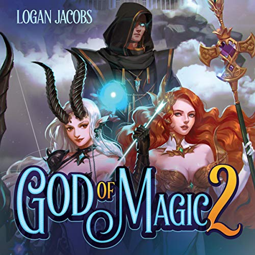 God of Magic 2 cover art