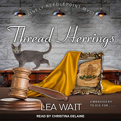 Thread Herrings cover art