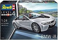新品 ドイツレベル 1/24 BMW i8 プラモデル 07670