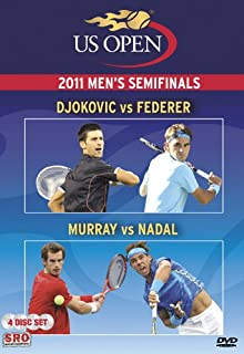 2011 US Open Men's Semifinals: Djokovic vs Federer/Murray vs Nadal [DVD] [Import]