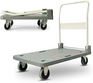 Heavy Duty Folding Platform Trolley Truck with Steel Frame - Foldable - 300Kg