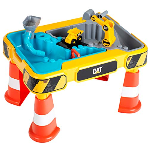 Theo Klein - CAT Sand and Play Table Premium Toys for Kids...