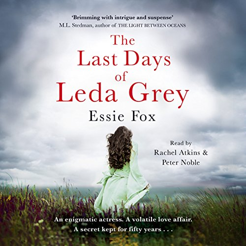 The Last Days of Leda Grey cover art