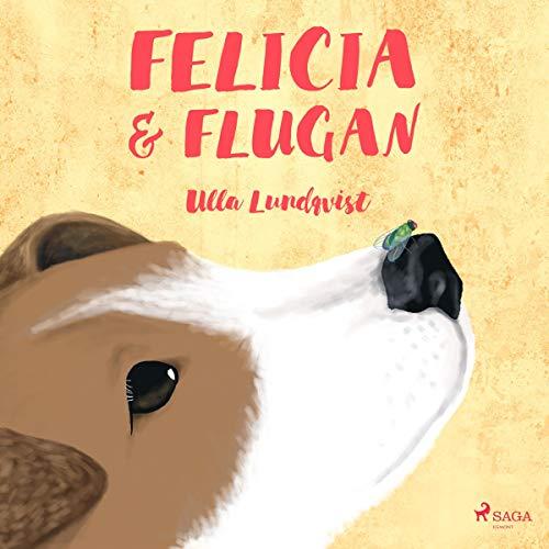 Felicia och flugan audiobook cover art