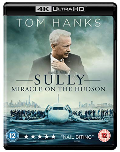 Sully: Miracle on the Hudson [4K UHD] [2016] [Blu-ray] UK-Import, Sprache-Englisch