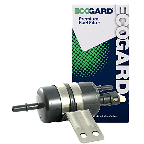 ECOGARD XF65502 Engine Fuel Filter - Premium Replacement Fits Jeep Grand Cherokee (2000 Jeep Grand Cherokee Check Engine Light)