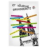 artboxONE Poster 30x20 cm Köln Städte/Köln KÖLSCHE