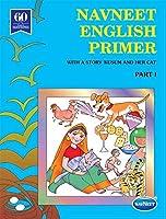 Navneet English Primer Book-I SR.K.G.|English| Pre School Book |