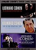 Leonard Cohen - Three Card Trick (3Dvd) [Reino Unido]