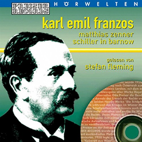 Matthias Zenner / Schiller in Barnow audiobook cover art