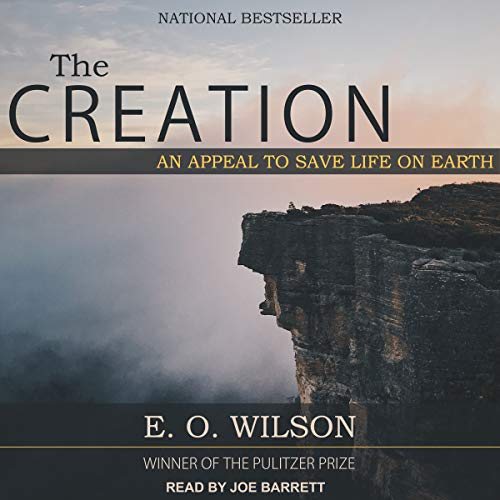 The Creation audiobook cover art