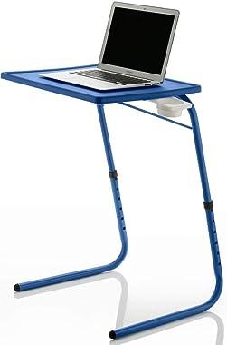 SIMRON Multipurpose Laptop Table, Adjustable Height Kids Study Mate, Office Table, Dinning Table Multi Purpose Utility Table