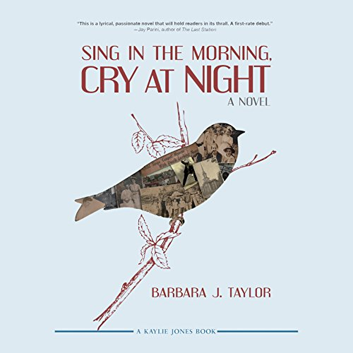 Sing in the Morning, Cry at Night audiobook cover art