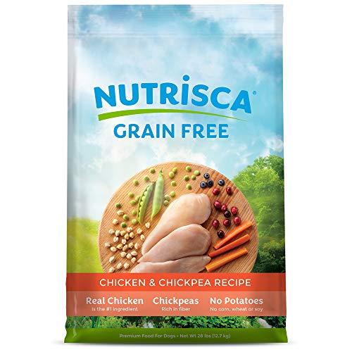 Nutrisca Grain-Free Chicken & Chickpea Recipe A