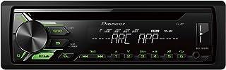 Pioneer DEH 1900UBG Einstiegs CD Tuner mit USB und Front AUX In schwarz