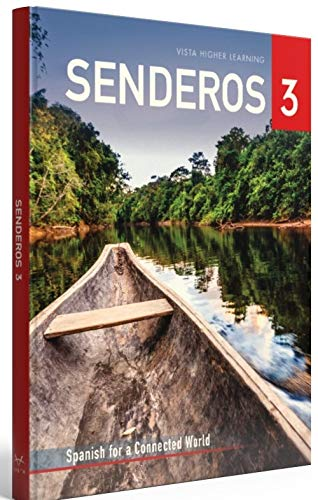 Compare Textbook Prices for Senderos, Level 3, Student Textbook Supersite Plus Code w/ vText  ISBN 9781680053289 by Vista Higher Learning
