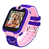 Smart Watch for Kids with 7 Puzzle Games Music Player Camera Two-Way Call