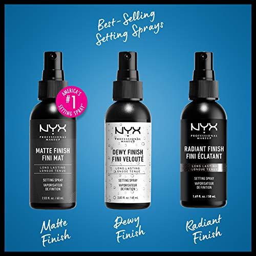 NYX PROFESSIONAL MAKEUP Makeup Setting Spray, Matte Finish