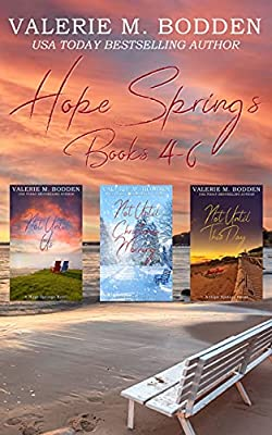 Hope Springs Books 4-6: A Christian Romance Box Set (Hope Springs Box Sets Book 2)