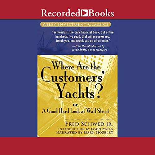Where Are the Customers' Yachts? cover art