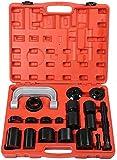 Ejoyous Juego de herramientas para montaje de rótula, extractor de rótula, rótula, extractor de rótulas