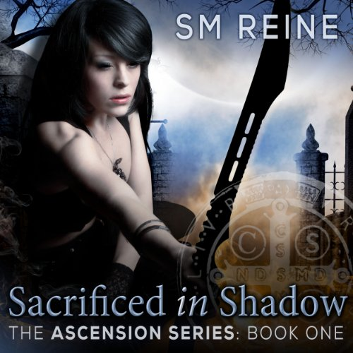 Sacrificed in Shadow  audiobook cover art