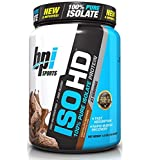 BPI Sports ISO HD Whey Protein Isolate and Hydrolysate, Cookies and...
