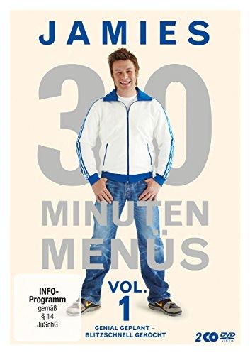 Jamies 30 Minuten Menüs, Vol. 1 [2 DVDs]