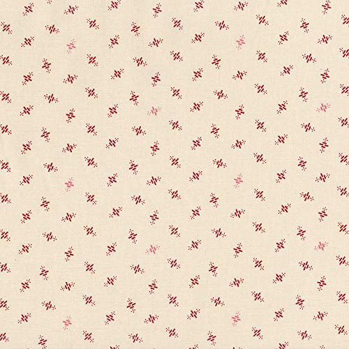 Andover 0644370 Braveheart Satelite Ecru Fabric Stoff, Textil, natur, By The Yard