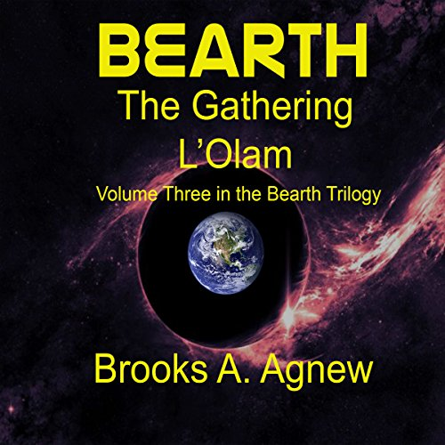 Bearth audiobook cover art