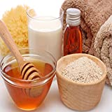 OATMEAL MILK & HONEY FRAGRANCE OIL - 4 OZ - FOR CANDLE & SOAP MAKING BY VIRGINIA CANDLE SUPPLY WITH WITHIN USA