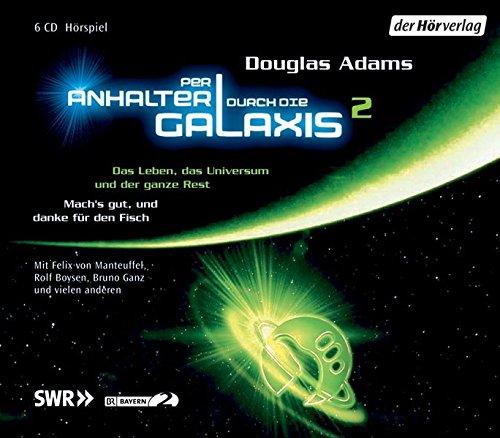 Per Anhalter durch die Galaxis 2: Das Leben, das Universum und der ganze Rest - Mach's gut und danke für den Fisch