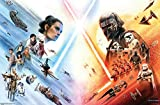 Trends International Star Wars: The Rise Of Skywalker - Face Off Wall Poster, 22.375' x 34', Multi