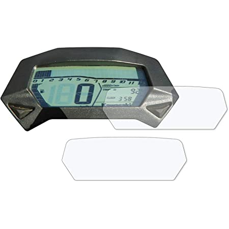 2 x KTM Adventure 1050 1090 1190 Dashboard Screen Protector Ultra-Clear