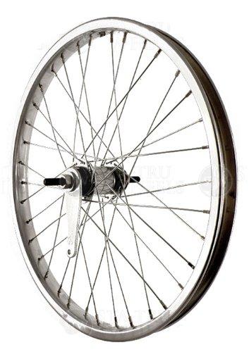 Sta Tru Steel Single Speed Coaster Brake Hub Rear Wheel (20X1.75-Inch)