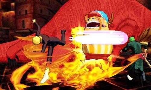 ワンピースアンリミテッドワールドR-3DS