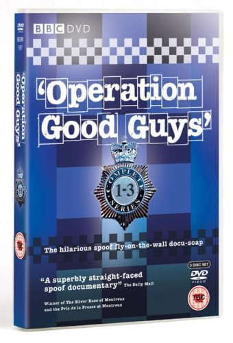 Operation Good Guys Complete - Series 1-3 [DVD] by Dominic Anciano