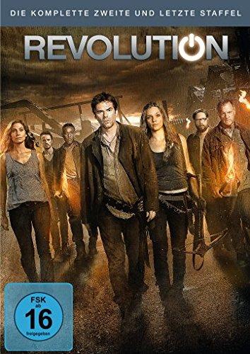 Revolution - Die komplette zweite und letzte Staffel [5 DVDs]