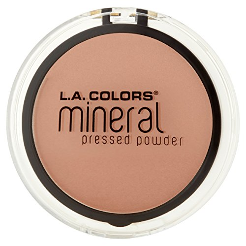 L.A. Colors Mineral Pressed Powder MP305 Natural Beige