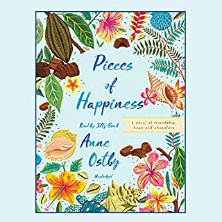 Pieces of Happiness                   By:                                                                                                                                 Anne Ostby                               Narrated by:                                                                                                                                 Jilly Bond                      Length: 9 hrs and 29 mins     33 ratings     Overall 4.1